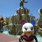 Miss D Goes to Disneyland!