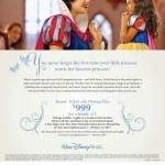 Introduce Your Princess to Disney!