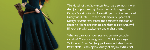 Save Up to 20% on a Disneyland Resort Hotel