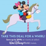 Save up to 30% at Walt Disney World this Spring