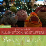 Flash Plush Stocking Stuffers Sweepstakes