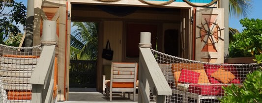 Castaway Cay Cabana #3
